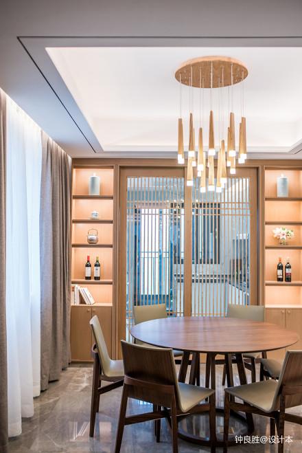 2018精选121平米四居餐厅日式欣赏图片大全